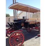 Byron Hot Springs Wagonette